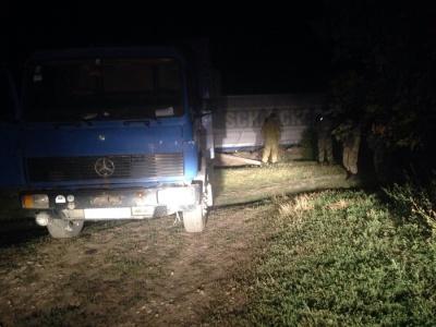 На Буковині на кордоні затримали велику партію контрабандного спирту
