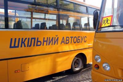 Школярів на Буковині возитимуть на навчання рейсовими автобусами, бо шкільних не вистачає