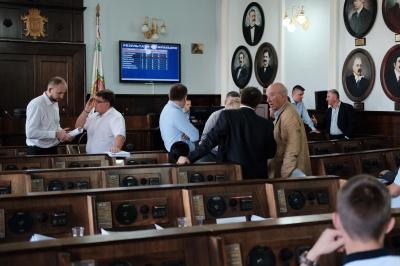 Сесію Чернівецької міськради продовжать 2 вересня