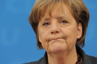 Менше половини німців бажають бачити Меркель на посаді канцлера