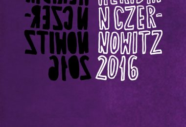 Поетичний фестиваль Meridian Czernowitz 2016 офіційно стартував