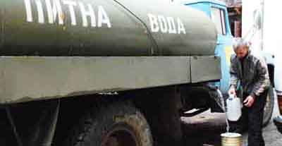 У Чернівцях - знову серйозна аварія на водогоні з Дністра