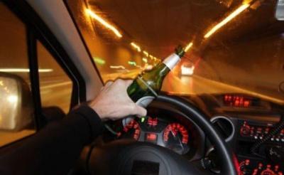 Третину нетверезих водіїв виявляють за межами Чернівців