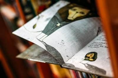 Дитяче арт-видавництво «Чорні вівці» презентує свої книги на фестивалі Meridian Czernowitz