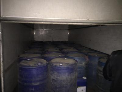 На Буковині затримали нелегальну партію спирту на мільйон гривень (ФОТО)