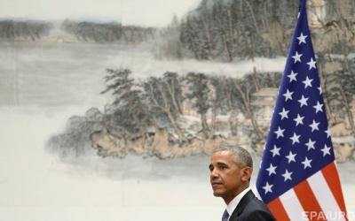 """Обама констатував про """"серйозні розбіжності"""" з Росією по Сирії"""