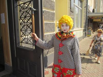 У палаці культури в Чернівцях - день відкритих дверей (ФОТО)