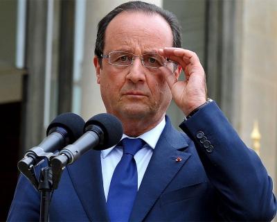 Більшість французів не хочуть щоби Олланд знову балотувався у президенти