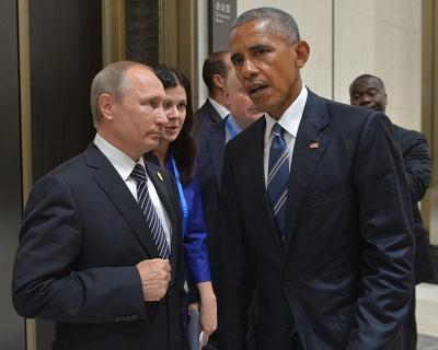 На саміті G20 Обама заявив Путіну, що санкції діятимуть і надалі