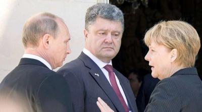 """Путін знову побачив сенс у """"нормандському форматі"""""""