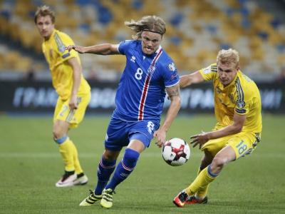 Збірна України не змогла здолати ісландців