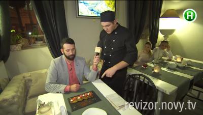 """""""Ревізор"""" нагородив ресторан на Театральній площі Чернівців - відео, що не увійшло в ефір"""