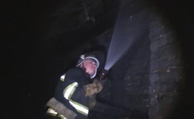 Буковинець підпалив батьківську хату