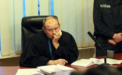 Рада дозволила арешт судді Чауса