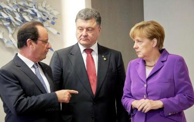 """Зустріч у """"Нормандському форматі"""" може відбутися у Берліні"""