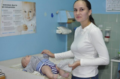 На Буковину надійдуть вакцини проти туберкульозу