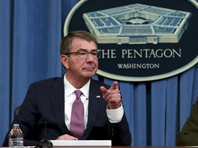 Міністр оборони США звинуватив Росію у підриві світового порядку