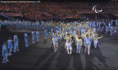 У Ріо-де-Жанейро відкрилися Паралімпійські ігри