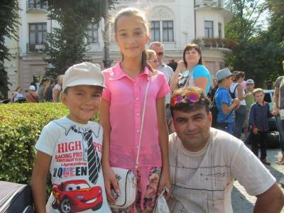 Дітям учасників АТО влаштували відпочинок у Хорватії (ФОТО)