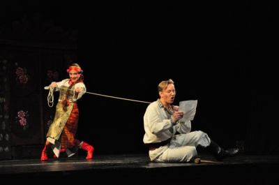 """""""Це не провінційний театр"""", - експерти оцінили виставу чернівецького театру під час фестивалю у Коломиї"""