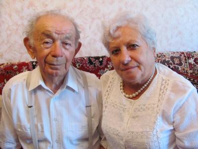 """""""Нас поєднали страждання"""": подружжя з Чернівців за 57 років жодного разу не сварилося"""