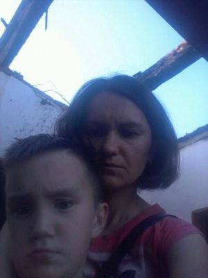Буковинка з хворою дитиною опинилася на вулиці (ФОТО)