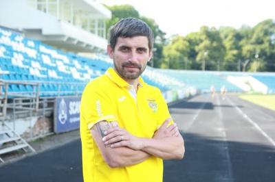 """У нас були шанси здобути перемогу, однак матч завершився унічию, - тренер """"Буковини"""""""