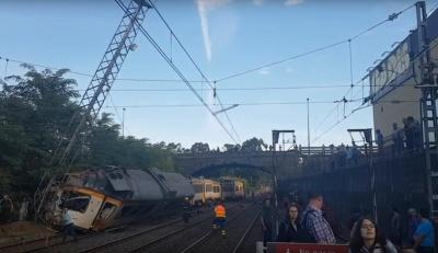 В Іспанії щонайменше три людини загинули через аварію на залізниці