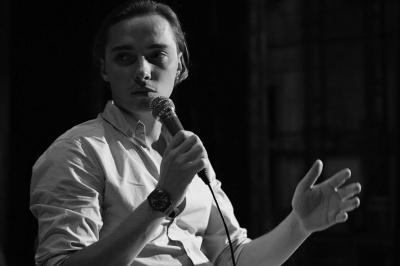 Андрій Любка презентував у Чернівцях свою нову книгу (ФОТО)