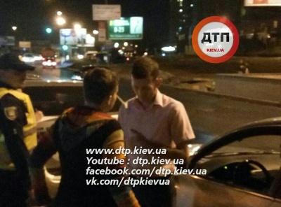 Нардеп Савченко потрапила в ДТП - в її авто врізався п'яний водій