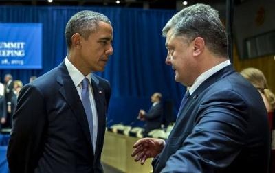 Порошенко проведе зустріч з Обамою на Генасамблеї ООН