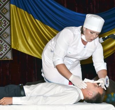 У Чернівцях відбудеться Всеукраїнський конкурс медсестер