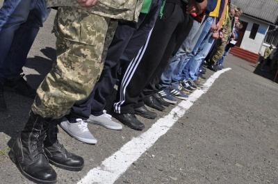 З Буковини планують відправити до армії майже 300 призовників