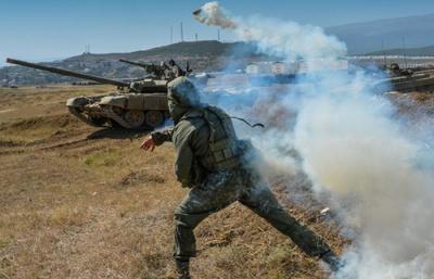 Росія формує нову армію на південно-західному напрямку