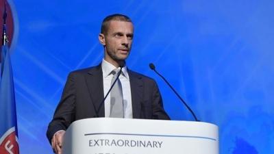 На позачерговому Конгресі в Афінах обрали нового президента УЄФА