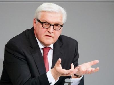 Штайнмаєр: З Москвою досягнуті домовленості про припинення  вогню