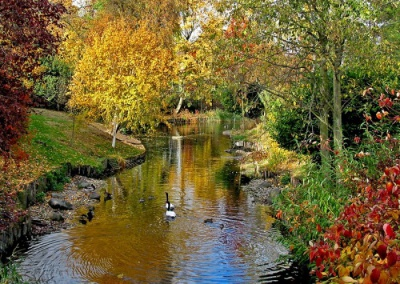 Справжня осінь прийде після 20 жовтня