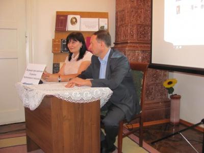 Перший український президент читав лекцію студентам у Чернівцях