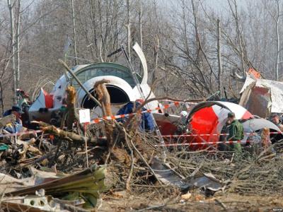 """Ексерти вважають, що записи """"чорних скриньок"""" літака Качинського були сфальсифіковані"""