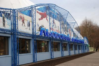 Льодовий майданчик у Чернівцях збільшив орендну плату приміщення на 66 відсотків
