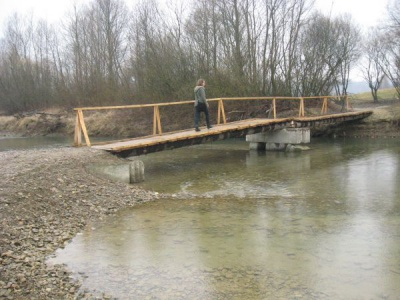 На Буковині підсилюють мости
