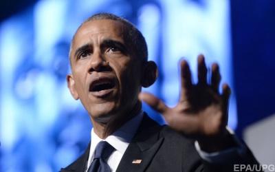 Обама закликав темношкірих співгромадян голосувати на виборах президента за Клінтон