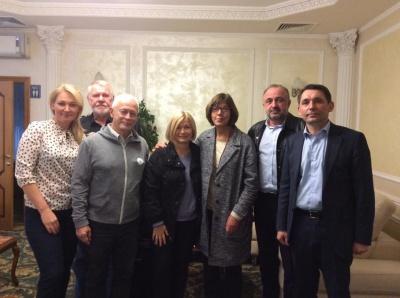 Депутати Європарламенту поїдуть в АТО