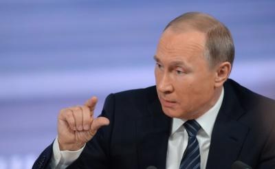 Путін помітив, що його забагато в телевізорі
