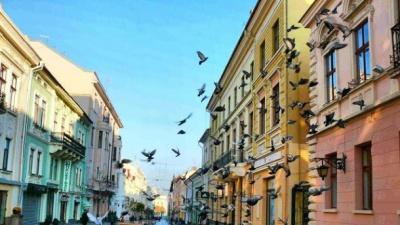 Чернівці назвали найбезпечнішим регіональним центром України