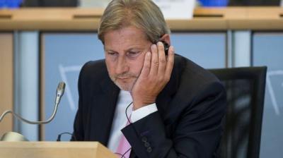 Єврокомісар Ган: Візи для українців скасують вже наступного місяця