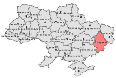 Донеччина повертається до своїх коренів - 60% шкіл зараз україномовні