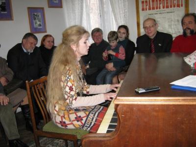Чернівчан запрошують на авторський вечір співаної поезії