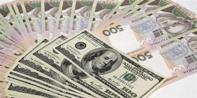 НБУ встановив офіційний курс гривні на рівні 25,80 за долар