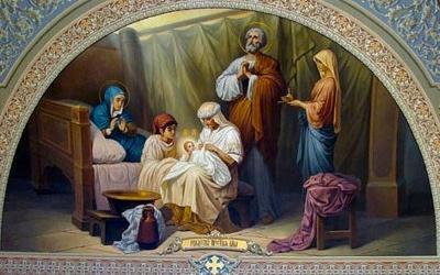 Сьогодні - Різдво Пресвятої Богородиці або Друга Пречиста